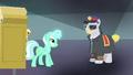 Lyra steps through magic-disabling device S4E24.png