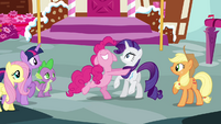 "Pinkie Pie ""so, SO excited!"" S4E12"