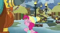 "Pinkie Pie ""that's why I'm here"" MLPBGE"