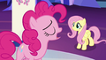 """Pinkie Pie """"you can lead a yak to water"""" S7E11.png"""