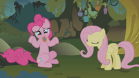 Pinkie Pie Shrug S01E09