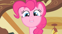 Pinkie Pie making funny faces S2E13