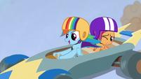Rainbow singing --I am the ace-- S6E14