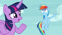 S05E05 Twilight i Rainbow