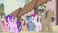 "Starlight ""nopony has ever come to our village"" S5E1"