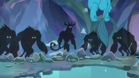 Storm King and Creature shadows draw near S8E22