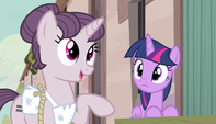 "Sugar Belle ""forgive me for overhearing"" S5E1"