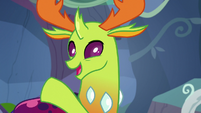 Thorax -helped bring the hive closer together- S7E17