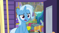 Trixie -you brought luggage- S8E19