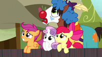 Trouble Shoes and CMC nervous S5E6