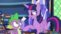 "Twilight ""taking over your room"" S8E24"