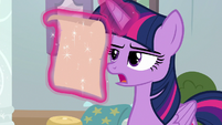 "Twilight ""who is the Princess of Friendship?"" S8E12"