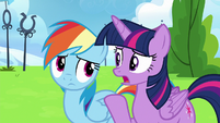 "Twilight Sparkle ""we could have avoided this"" S6E24"