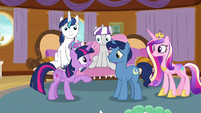 "Twilight Sparkle ""we have some time before"" S7E22"