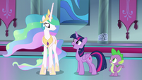 "Twilight Sparkle ""you still can!"" S8E7"