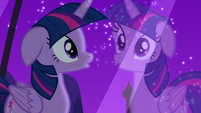 Twilight doesn't know her old friends' names S5E12
