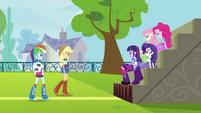 Twilight e amigas na arqibacada EG