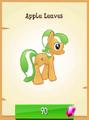Apple Leaves MLP Gameloft.png