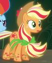 Applejack Rainbow Power ID S4E26