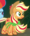 Applejack Rainbow Power ID S4E26