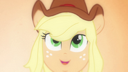 Applejack sprouts pony ears EG