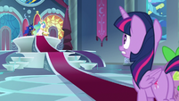 Celestia and Luna address Twilight Sparkle S9E1