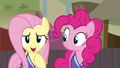 """Fluttershy """"I wouldn't get too serious"""" S6E18.png"""