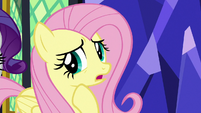 "Fluttershy ""if I don't get them fed"" S9E26"