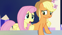 "Fluttershy ""not that we don't appreciate"" S9E13"