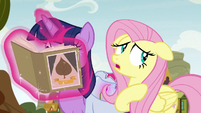 "Fluttershy ""they wished to become grown-ups"" S9E22"