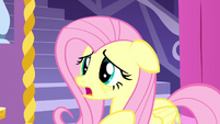 Fluttershy -how did it get into ours-- S5E13