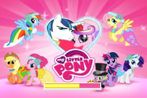 Loading screen canterlot