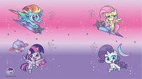 MLP Pony Life wallpaper 1
