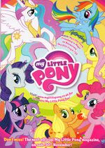 MLP UK Magazine Back