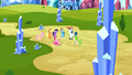 Main ponies and Peachbottom zoom out S3E12.png