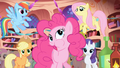 "Pinkie Pie ""What? It's good!"" S1E01.png"