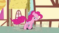 Pinkie Pie Stomping On Crankys Wig S02E18