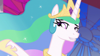 "Princess Celestia ""than my sister expected"" S7E10"