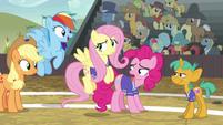 Rainbow Dash --you guys are amazing!-- S6E18