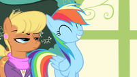 Rainbow Dash -you're going to the Games- S4E05