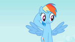 Rainbow Dash Confused S2E07