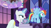 "Rarity ""I don't suppose I could keep you company"" S5E15"