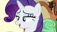 "Rarity ""Since my boutique in Canterlot"" S6E3"