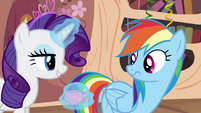 "Rarity ""the punch is quite tasty"" S4E04"