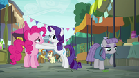 Rarity --you're back!-- S6E3