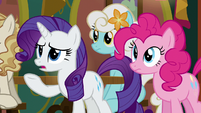 Rarity --you like your food a certain way-- S6E12