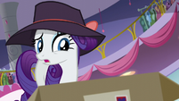 Rarity -Oh, my- S5E15