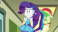 Rarity bumps into Granny Smith EGDS12b