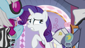 Rarity hears Applejack's loud outburst S7E9.png