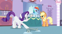 Rarity just how S3E9